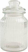 Glasdose T&G Woodware Ltd Größe: 18,5 cm H x