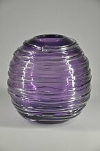 Glasfeld, Lilafarbene, Struktur, Kugel, Glas,