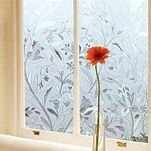 Glasfolie Fensterfolie StaticProof Cling Matt