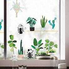 Glasfolie Fensterfolien 3D Fensteraufkleber