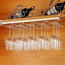 Glashalter Weinglashalter Weinregal