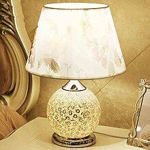 Glaskugel Tischlampe Bedside Leselampe