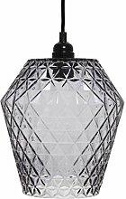 Glaslampe Modern Lampe Hängeleuchte Hängelampe