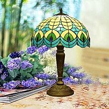 Glasmalerei,Kunst-lampen/Schreibtischleuchte/Die Wohnzimmerlampe/Coffeeshop,Bar Lampe-A