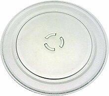 Glasplatte, Durchmesser 36 cm – Mikrowelle –