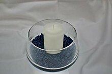 Glasschale, Pflanzschale, Dekoschale rund Glas
