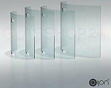 glasshop24 bijon® Kamin Ofen Glas
