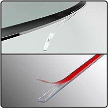 glasshop24 Silikon-Dichtlippe Schmutzlippe für