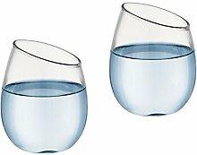 Glassquisite - Design Gläser - 2er Set im