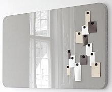Glastafel Lintex Mood Fabric Wall 175 x 100 cm