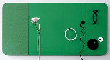 Glastafel Lintex Mood Fabric Wall 200 x 100 cm