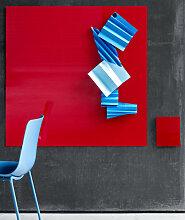 Glastafel LTX Modern Wand 100 x 100 cm Auswahl