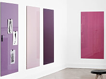 Glastafel LTX Modern Wand 50 x 50 cm Auswahl Farbe
