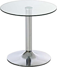 Glastisch Ikarus-klarglas