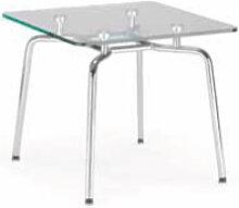 Glastisch Nowy Styl Hello Table GL 55 x 55cm