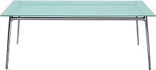 Glastisch Rexite Alex 230 x 100cm Auswahl Farbe