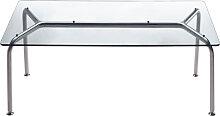 Glastisch Rexite Convito 2144 klar 200 x 95 cm