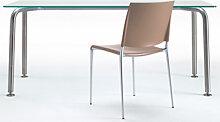 Glastisch Rexite Convito matt 160 x 80 cm Auswahl