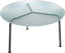 Glastisch Rexite Milano Convito 2135 matt 135 cm