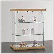 Glasvitrine VM 306 T (White Oak Wood)