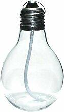 GlasXpert Öllampe Edison Ölkerze in