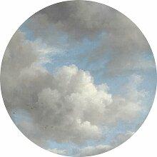 Glatte Fototapete Golden Age Clouds KEK Amsterdam