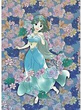 Glatte Fototapete Jasmin Colored Flowers 2,8 m x