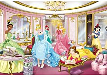 Glatte Fototapete Princess Mirror 2,54 m x 368 cm