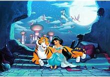 Glatte Fototapete Waiting For Aladdin 2,54 m x 368