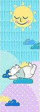 Glatte Fototapete Winnie Pooh Take A Nap 2,8 m x