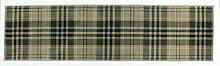 Glen Kilry -Teppich für das Wohnzimmer - Traditionell & Klassisch - Tartanmuster Sage 60x230