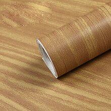 GLF Wasserdichte Wandaufkleber Möbel Refurbished Aufkleber Holz Korn Papier Wand Papier Selbstklebend Selbstklebende Tapete Möbel Kleiderschrank,7