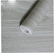 GLF Wasserdichte Wandaufkleber Möbel Refurbished Aufkleber Holz Korn Papier Wand Papier Selbstklebend Selbstklebende Tapete Möbel Kleiderschrank,16