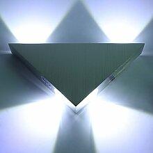 Glighone 12W LED Wandleuchte Innen Modern Wanlampe
