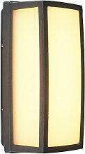 Glighone 8W LED Außenwandleuchte Wandleuchte