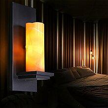 Glighone E27 Industrie Vintage Wandlampe