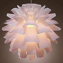 Glighone LED Hängelampe Weiß Hängeleuchte