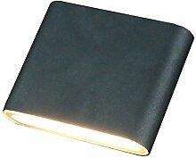Glighone LED Wandleuchte Wandlampe Innen Aussen