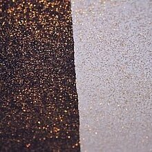Glitter Effektwandfarbe (Gold), Glitterfarbe Wand, Wandfarbe, Tapete, Farben