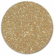 Glitterkarton in Gold , A4 - 21 x 29.7cm , 1Stück.