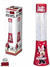 Glitzerlampe DISNEY MINNIE MOUSE Raum eines Kindes