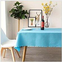 GLLCYL Hochzeit Tischdecke Für Restaurant Bankett