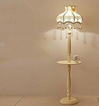 Global- Europäische - Style Stehlampe Couchtisch