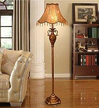 Global- European Style Stehlampe Wohnzimmer