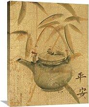 Global Galerie Cheri Blum 'Asiatische Teekanne