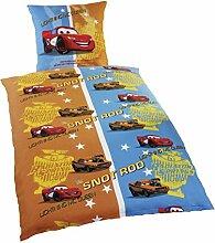 Global Labels Bettwäsche Disney Cars 135x200 Snot