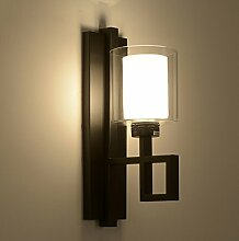 Global-light Led Wandleuchte Spiegel Vorne Licht