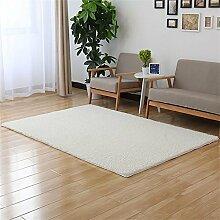 Global-Schöne Samt-Teppich Wohnzimmer Schlafzimmer Bedside Tatami Teppich Sofa Rechteckige Teppich