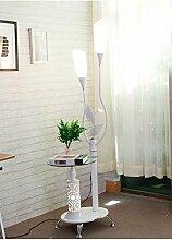 Global- Stehlampe Couchtisch Lampe Wohnzimmer