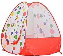 Global-tent Kinder-Spielzelt, Indoor-Spielplatz,